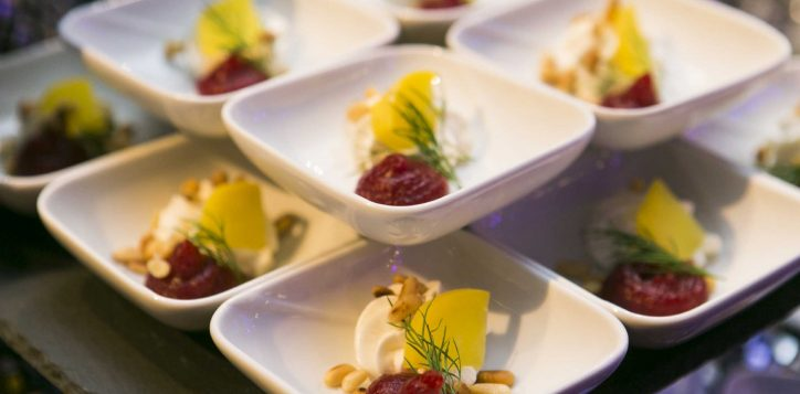GPH gallery catering